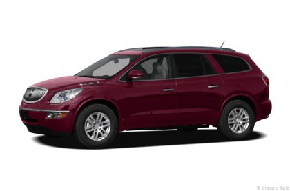 Edmunds.com 2011 Buick Enclave Overview