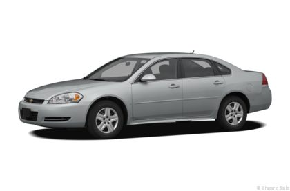 Edmunds.com 2011 Chevrolet Impala Overview