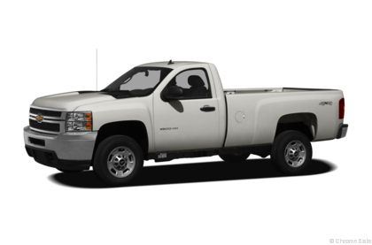 Edmunds.com 2011 Chevrolet Silverado 2500HD Overview