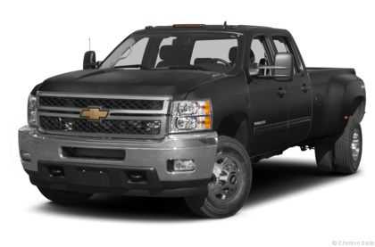 Edmunds.com 2011 Chevrolet Silverado 3500HD Overview