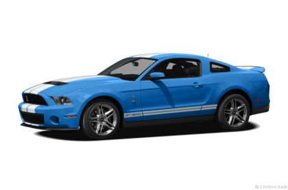 Edmunds.com 2011 Ford Shelby GT500 Overview