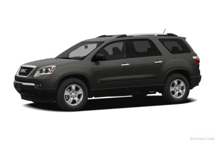 Edmunds.com 2011 GMC Acadia Overview