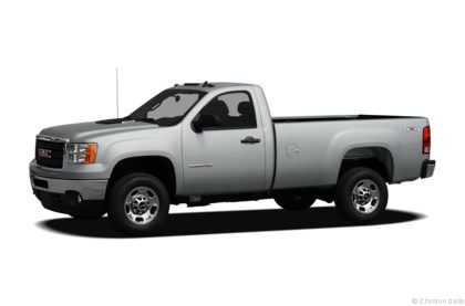 Edmunds.com 2011 GMC Sierra 2500HD Overview