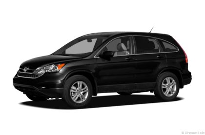 Edmunds.com 2011 Honda CR-V Overview
