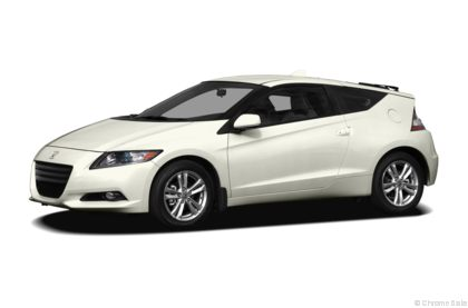 Edmunds.com 2011 Honda CR-Z Overview