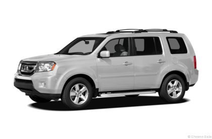 Edmunds.com 2011 Honda Pilot Overview