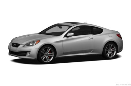 Edmunds.com 2011 Hyundai Genesis Coupe Overview