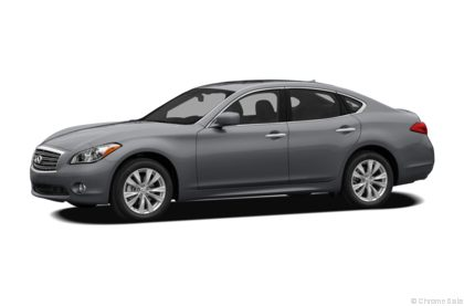 Edmunds.com 2011 Infiniti M37 Overview