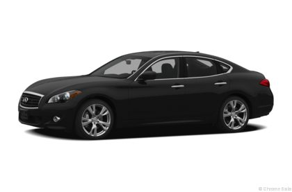 Edmunds.com 2011 Infiniti M56 Overview