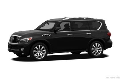 Edmunds.com 2011 Infiniti QX56 Overview