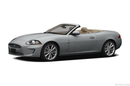 Edmunds.com 2011 Jaguar XK Overview