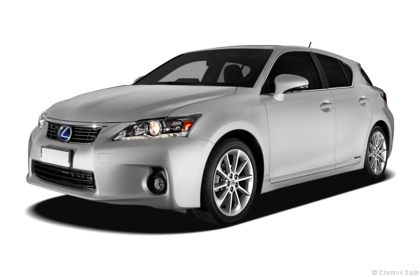 Edmunds.com 2011 Lexus CT 200h Overview