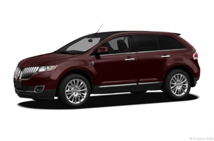 Edmunds.com 2011 Lincoln MKX Overview