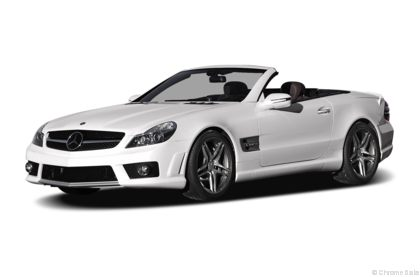 Edmunds.com 2011 Mercedes-Benz SL-Class Overview