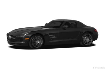 Edmunds.com 2011 Mercedes-Benz SLS AMG Overview