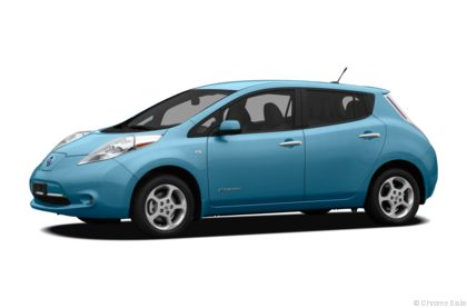 Edmunds.com 2011 Nissan Leaf Overview