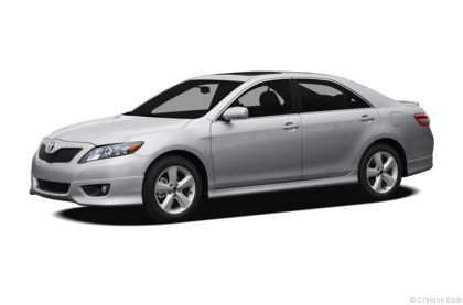 Edmunds.com 2011 Toyota Camry Overview
