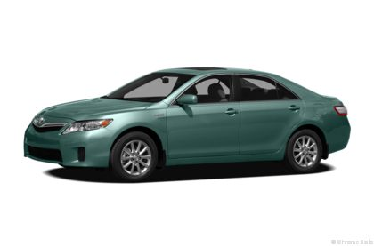 Edmunds.com 2011 Toyota Camry Hybrid Overview