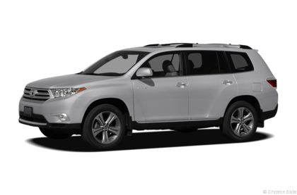 Edmunds.com 2011 Toyota Highlander Overview