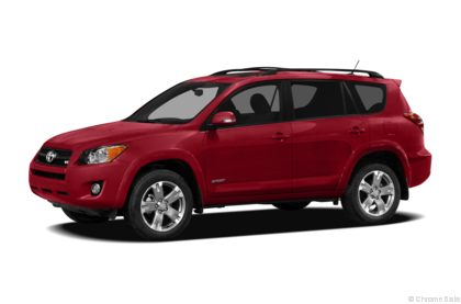 Edmunds.com 2011 Toyota RAV4 Overview