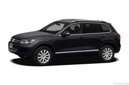 Edmunds.com 2011 Volkswagen Touareg Overview