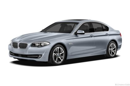 Edmunds.com 2012 BMW ActiveHybrid 5 Overview