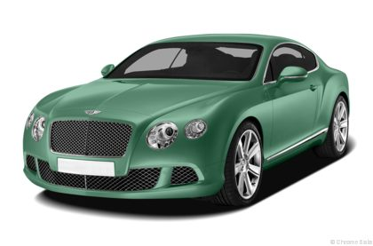 Edmunds.com 2012 Bentley Continental GT Overview