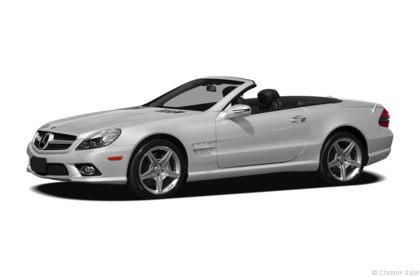 Edmunds.com 2012 Mercedes-Benz SL-Class Overview