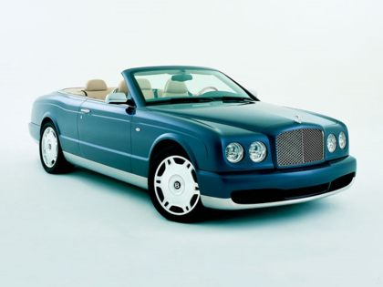 Edmunds.com 2010 Bentley Azure T Overview