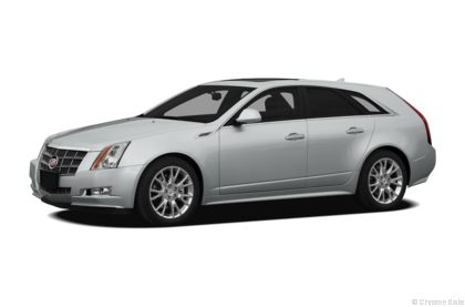 Edmunds.com 2011 Cadillac CTS Wagon Overview