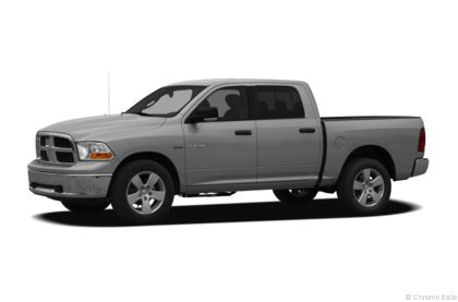 Edmunds.com 2011 Dodge Ram Pickup 1500 Overview