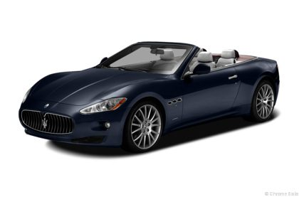 Edmunds.com 2010 Maserati GranTurismo Convertible Overview