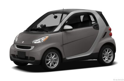 Edmunds.com 2010 smart fortwo Overview
