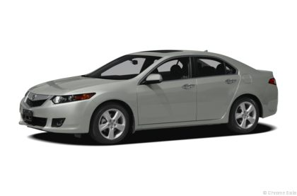 Edmunds.com 2011 Acura TSX Overview