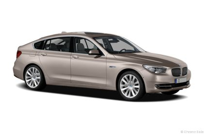 Edmunds.com 2010 BMW 5 Series Gran Turismo Overview