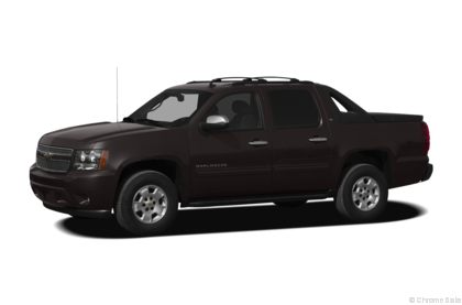 Edmunds.com 2010 Chevrolet Avalanche Overview