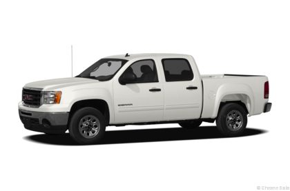 Edmunds.com 2011 GMC Sierra 1500 Overview