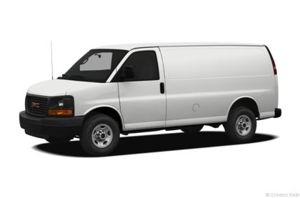 Edmunds.com 2010 GMC Savana Cargo Overview