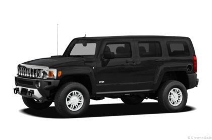 Edmunds.com 2010 HUMMER H3 Overview