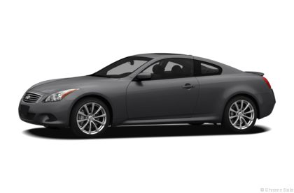 Edmunds.com 2010 Infiniti G37 Coupe Overview