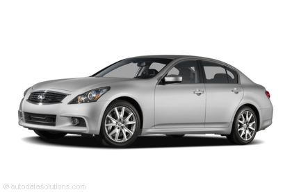Edmunds.com 2010 Infiniti G37 Sedan Overview