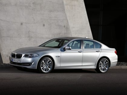 Edmunds.com 2011 BMW 5 Series Overview