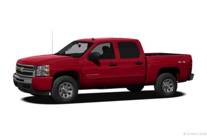 Edmunds.com 2011 Chevrolet Silverado 1500 Overview