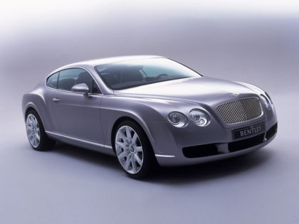 Edmunds.com 2010 Bentley Continental GT Speed Overview