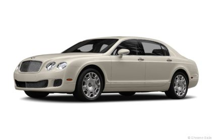 Edmunds.com 2010 Bentley Continental Flying Spur Speed Overview