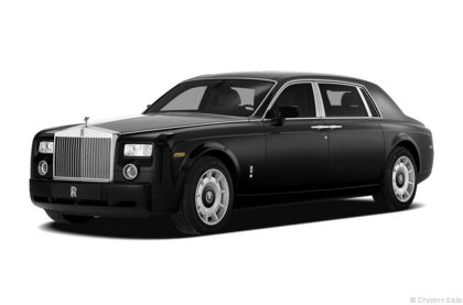 Edmunds.com 2010 Rolls-Royce Phantom Overview
