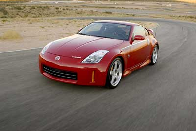 Nissan 350Z Photo Gallery