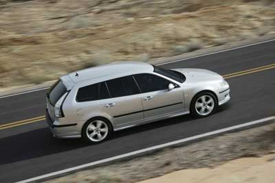 2006 Saab 9-3 Sport Combi Photo Gallery