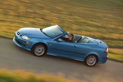 2006 Saab 9-3 Convertible Quick Spin