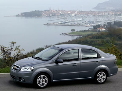 Quick Look: 2009 Chevrolet Aveo